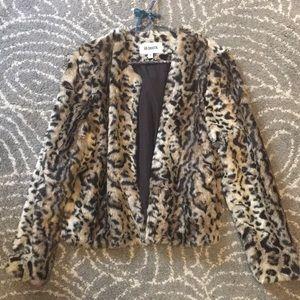BB Dakota Cheetah Jacket